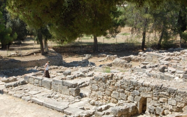 Agia Triada - Archaeological site
