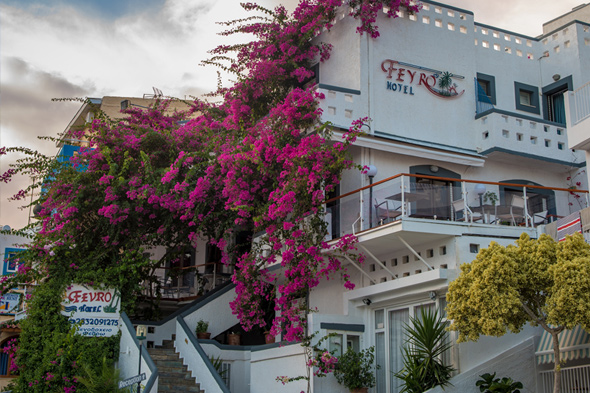 FEVRO HOTEL IN AGIA GALINI